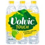 Volvic Touch Zitrone-Limette 6x1,5l