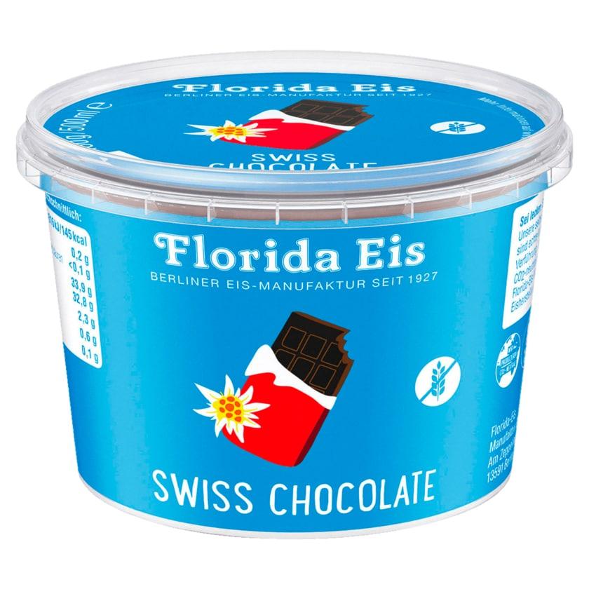Florida Eis Swiss Chocolate 500ml