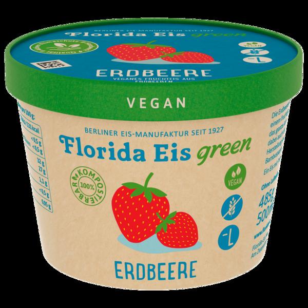 Florida Eis Erdbeere 500ml
