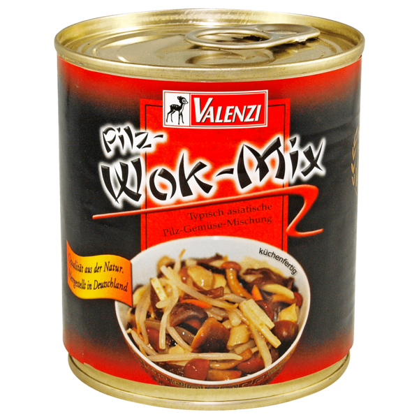 Valenzi Pilz-Wok-Mix 165ml