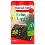 Müller's Mühle Beluga Linsen 500g