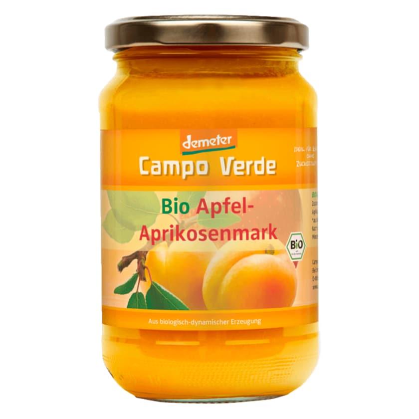 Campo Verde Bio Apfel-Aprikosenmark 360g