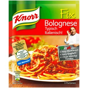 Knorr Fix Bolognese Typisch Italienisch 48g