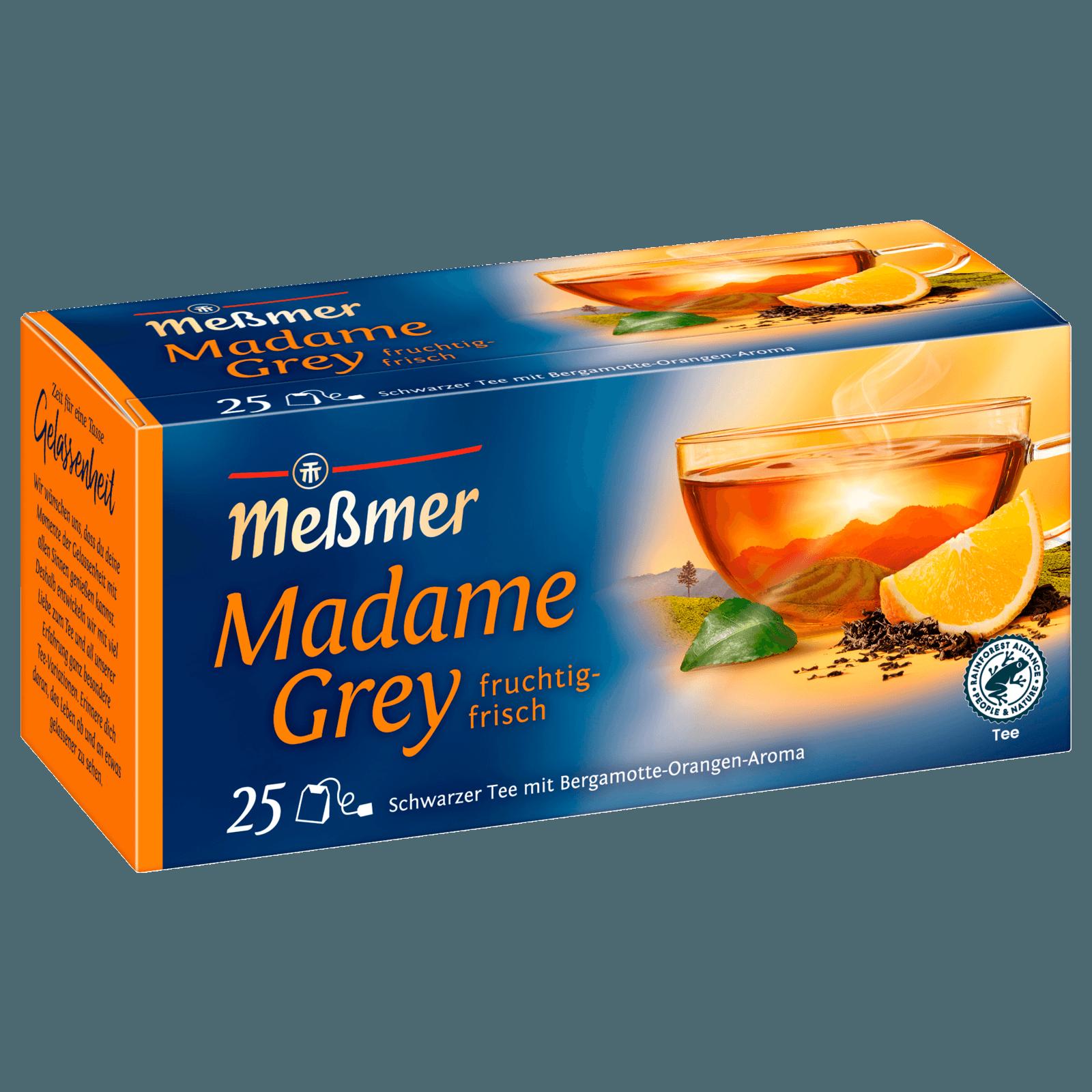 Meßmer Madame Grey 44g, 25 Beutel