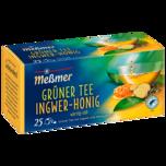 Meßmer Grüner Tee Ingwer-Honig 44g, 25 Beutel