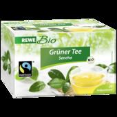 REWE Bio Grüner Tee Sencha 20x1,5g