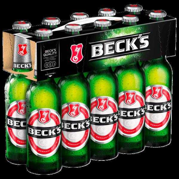 Becks Pils Party Pack 10x0,33l