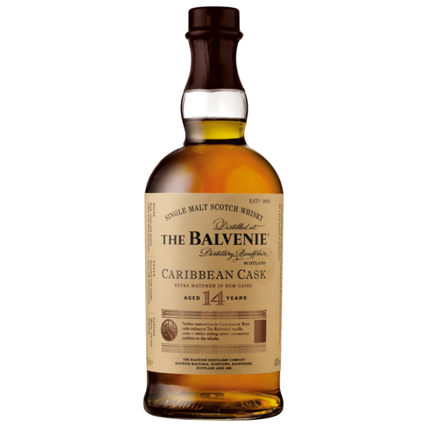 The Balvenie Single Malt Scotch Whisky 0,7l