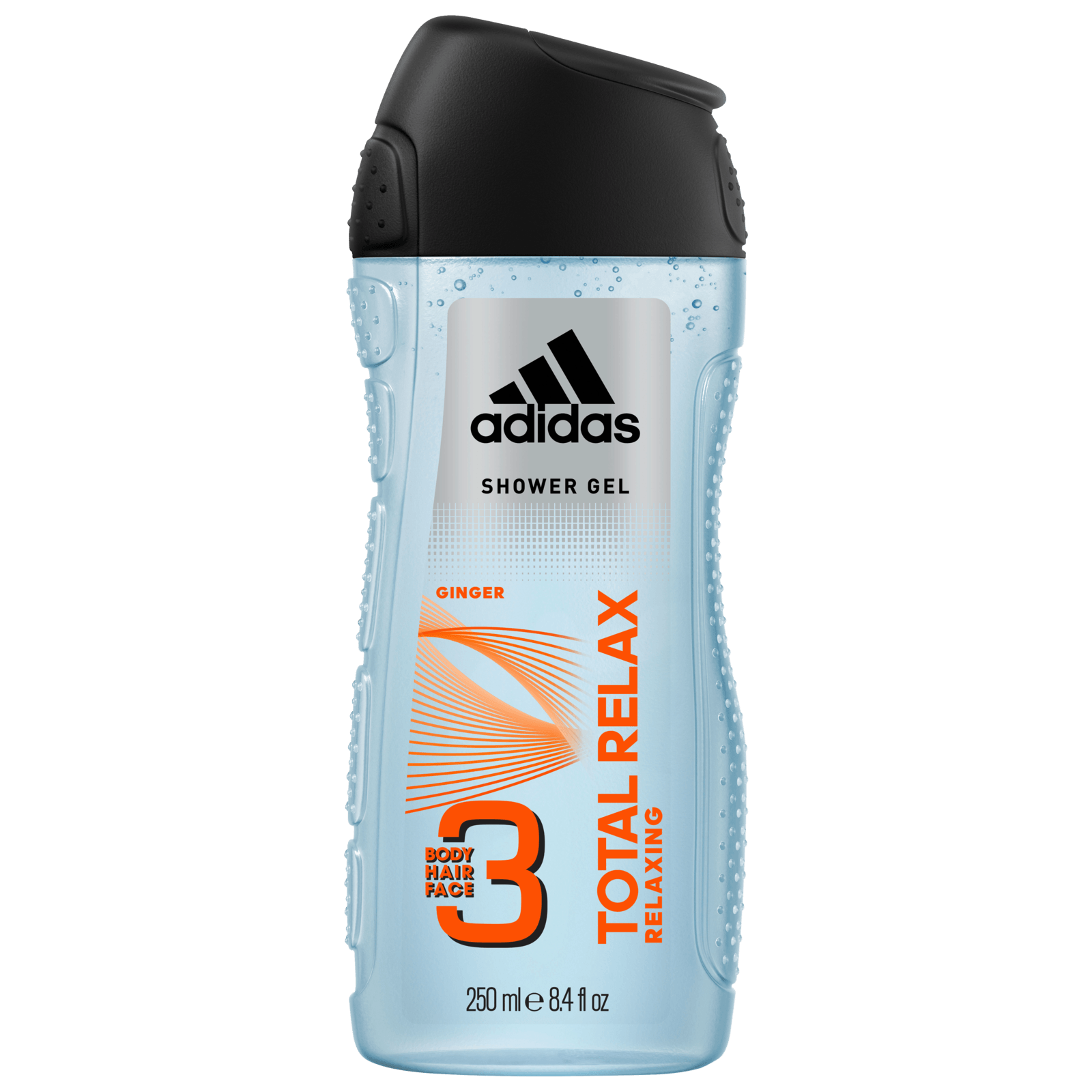 Adidas Men Total Relax 3in1 Shower-Gel 250ml