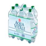 Aqua Vitale Mineralwasser Medium 6x1,5l