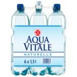 Aqua Vitale Mineralwasser Naturelle 6x1,5l