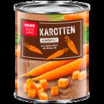 REWE Beste Wahl Karotten gewürfelt 850ml