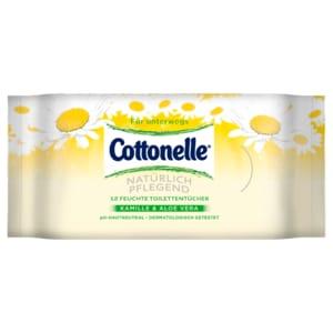 Cottonelle Feucht Kamille 12 Stück