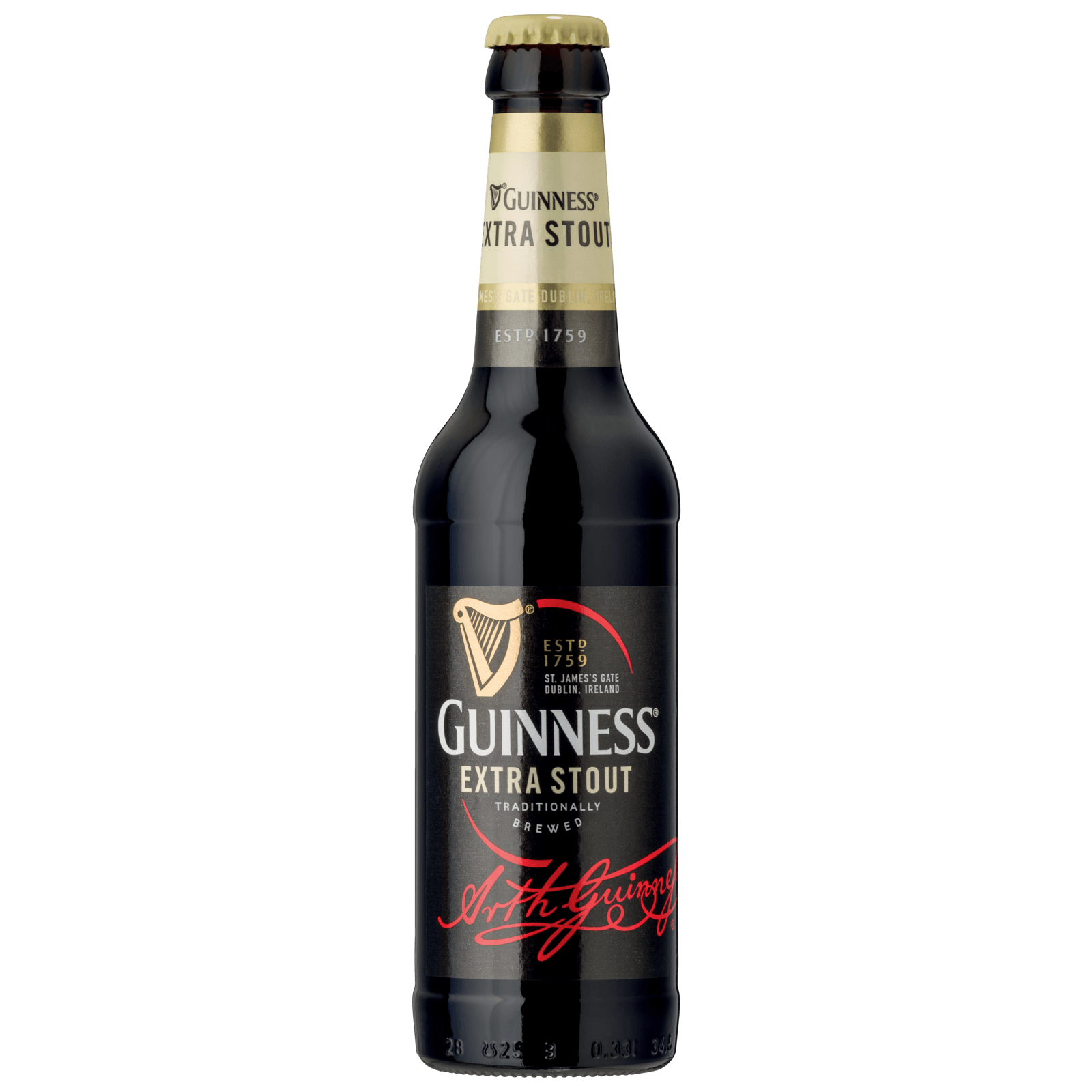 Guinness Extra Stout 0,33l