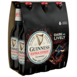Guinness Extra Stout 6x0,33l
