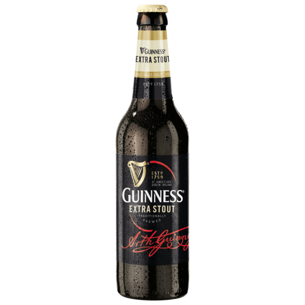 Guinness Extra Stout 0,5l