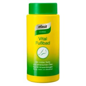 Efasit Fussbad Classic Vital 400g