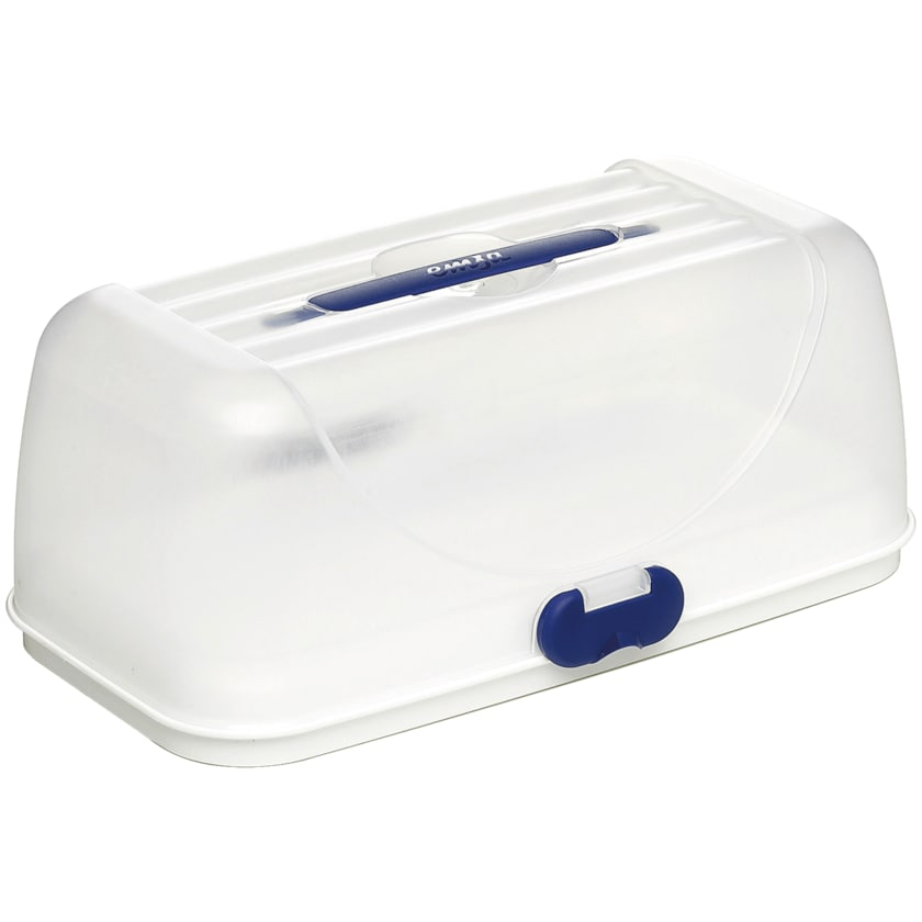 Emsa 'Superline' Partybox Basic weiß/blau