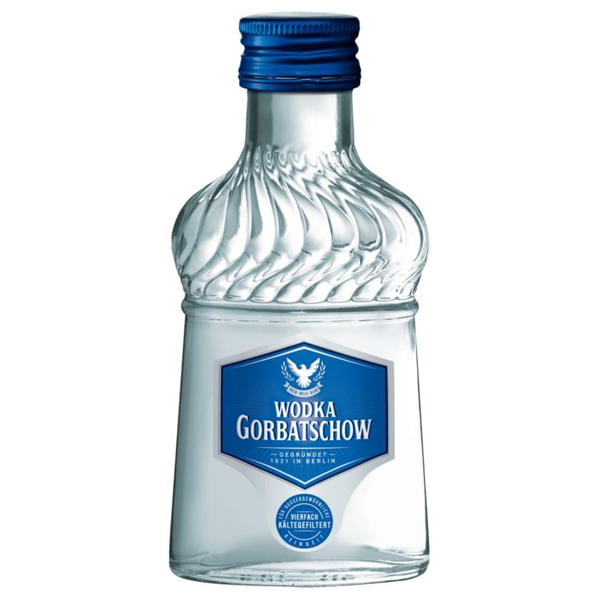 Wodka Gorbatschow 0,1l