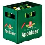 Apoldaer Hefeweizen alkoholfrei 11x0,5l