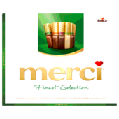 merci Finest Selection Mandel-Knusper-Vielfalt 250g