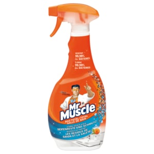 Mr Muscle 5in1 Bad-Total Reiniger 500ml