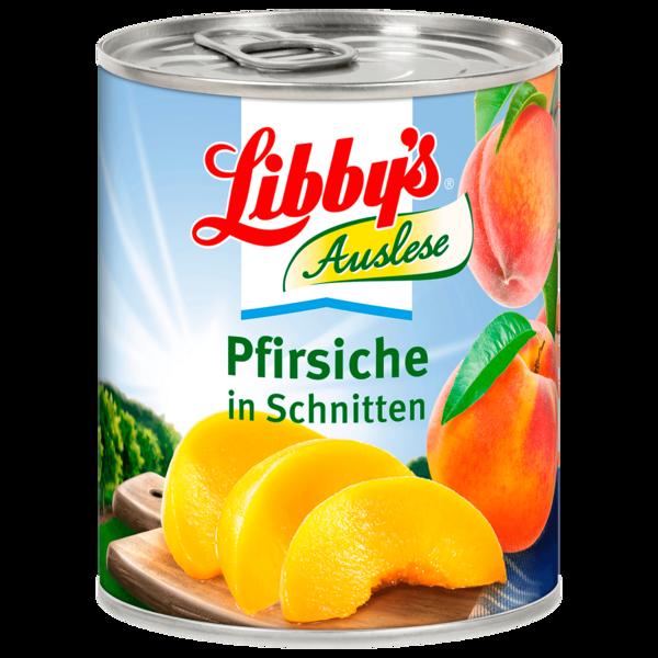 Libby's Pfirsiche in Schnitten 130g