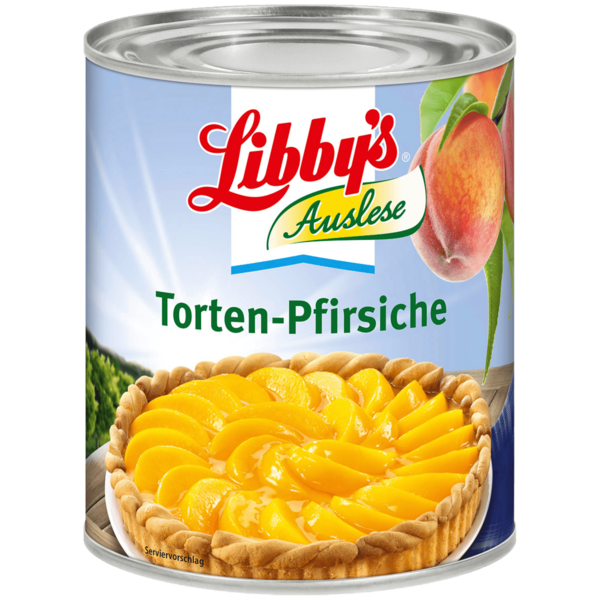 Libby's Tortenpfirsiche 480g