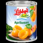 Libby's Aprikosen in Hälften 490g