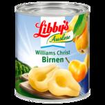 Libby's Williams-Christ-Birnen in Hälften 460g