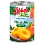 Libby's Pfirsiche in Hälften natursüß 240g