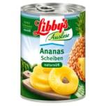 Libby's Ananas natursüß in Scheiben 350g
