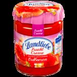 Landliebe Fruchtcreme Erdbeere 200g