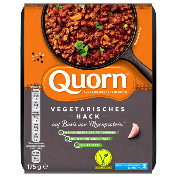 Quorn Vegetarisches Hack 175g