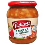 Pudliszki Fasolka Bretonische Bohnen mit Wurst 500g