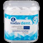 Today dent Zahnseidesticks 50 Stück