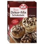 Ruf Dekor-Mix Schokolade 160g