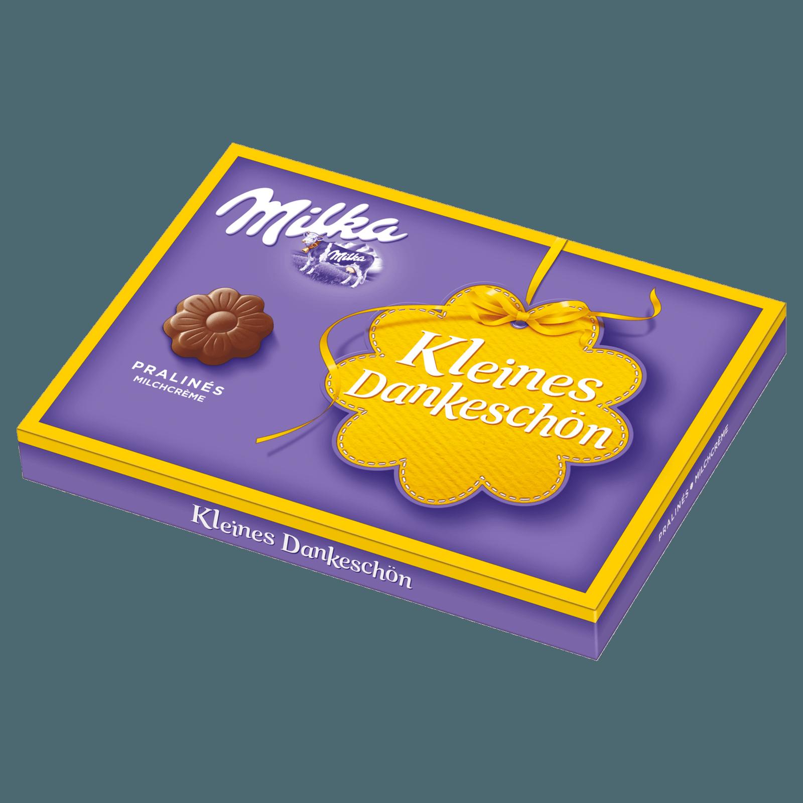 Milka Pralinés Kleines Dankeschön 110g