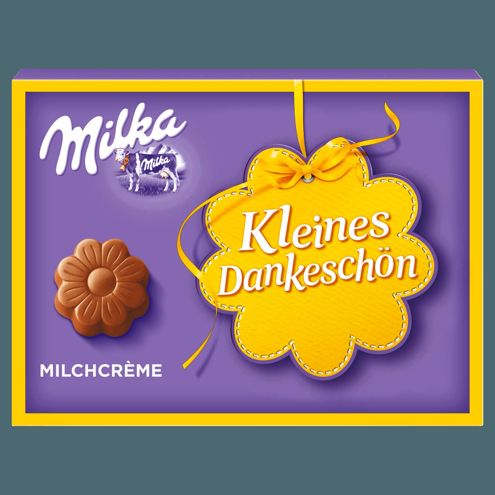 Milka Pralines Kleines Dankeschon 110g Bei Rewe Online Bestellen
