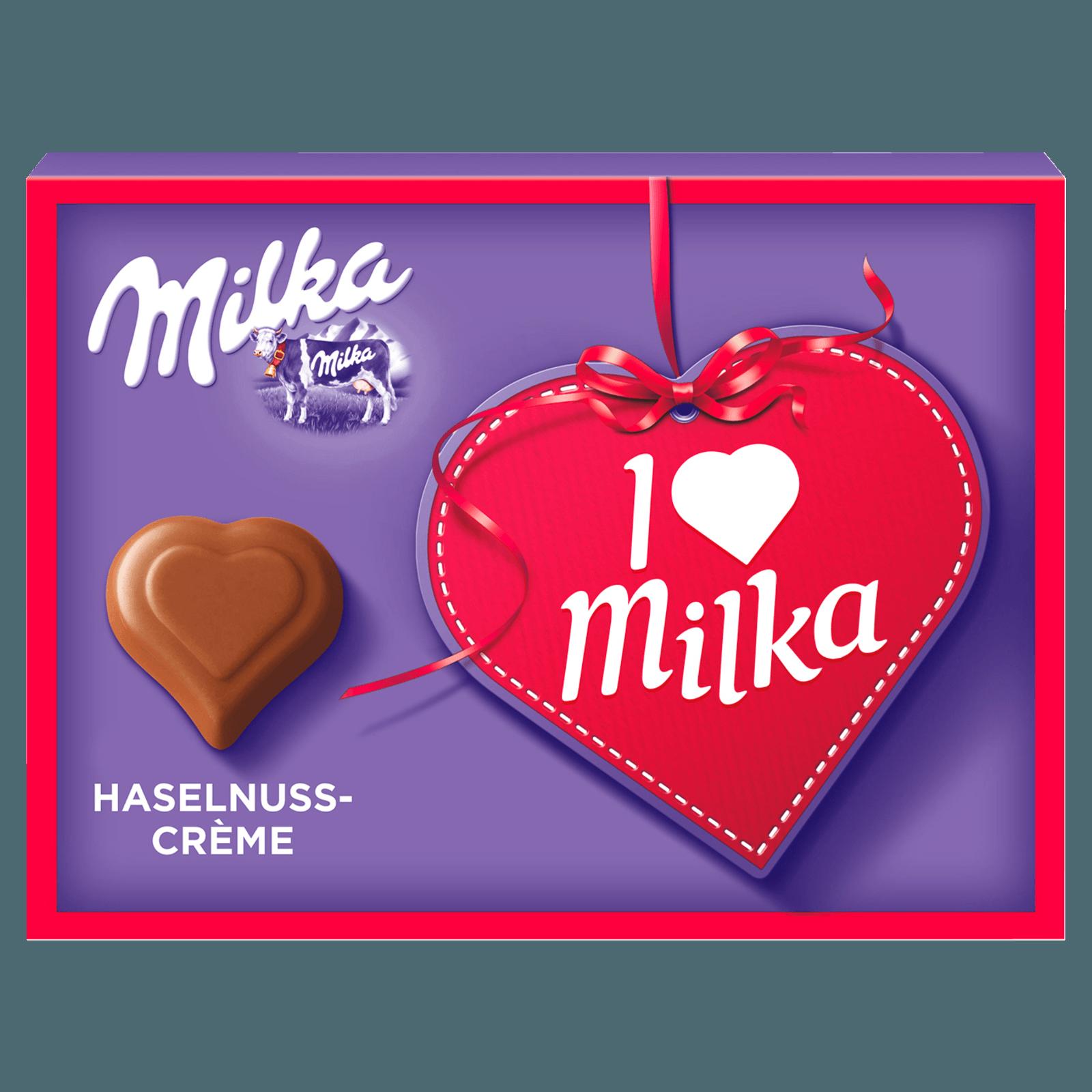 Milka Pralinés I Love Milka Nougat 110g