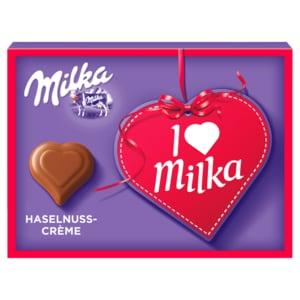 Milka I love Milka Nuss-Nougat 110g