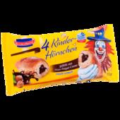 Kuchenmeister Kinderhörnchen 192g, 4 Stück