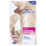 Duniwell Intim-Waschtuch weiß 20x25cm 30 Stück