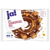 ja! Mini-Schokoriegel-Mix 500g
