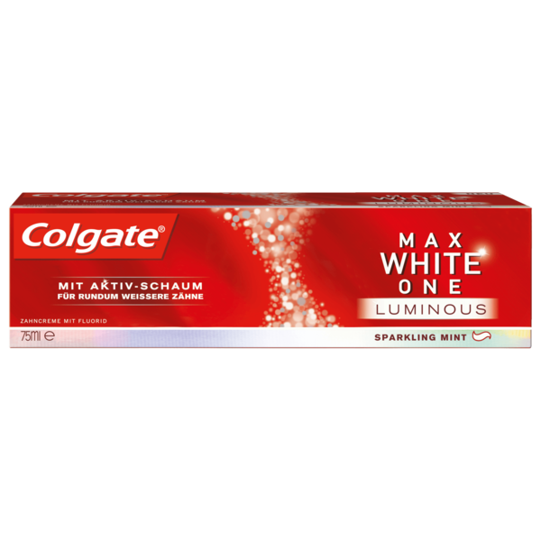 Colgate Max White One Luminous Sparkling Mint 75ml