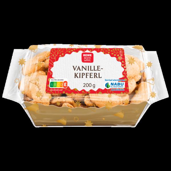 REWE Beste Wahl Vanillekipferl 200g
