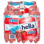 Hella Erdbeer Limo 6x0,75l