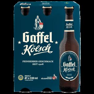 Gaffel Kölsch 6x0,33l