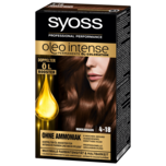 Syoss Oleo Intense 4-18 Mokkabraun 115ml