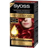 Syoss Oleo Intense Intensiv-Öl-Coloration 5-92 Helles Rot Stufe 3 115ml